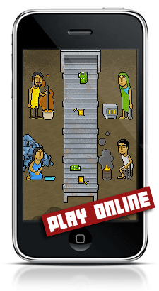 Phone Story - Android/iPhone game by Molleindustria
